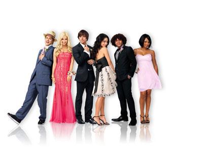 Immagini e foto di High School Musical e tutti i personaggi del film